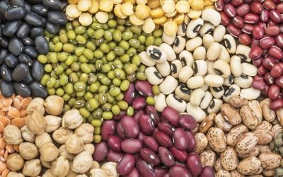 Legumes such as peas and lentils have not been embraced by Ashkenazi Conservative Jews. Wikimedia Commons