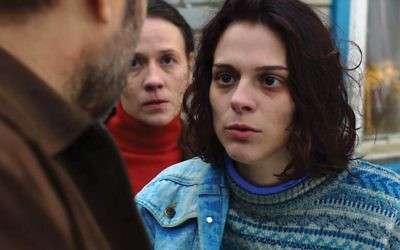 "Darya Zhovnar in ""Closeness."""