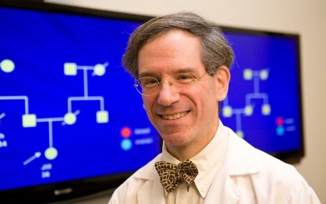 Memorial Sloan Kettering's Dr. Kenneth Offit is the principal investigator of the new study.  Memorial Sloan Kettering