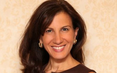 Lina Scacco, Assistant Vice President of Corporate Outreach and Development at Parker Jewish Institute.