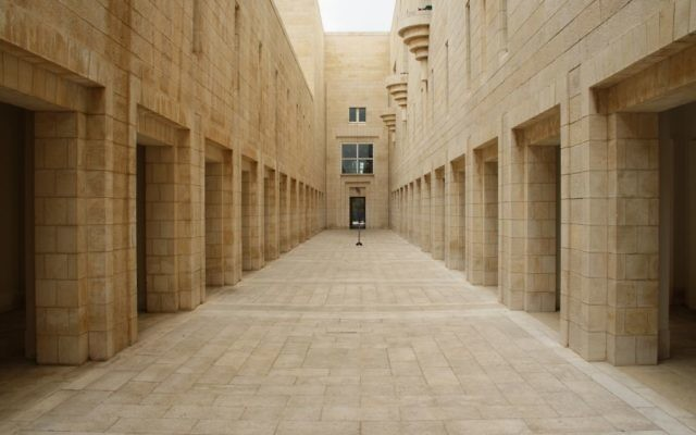 Illustrative photo of the Supreme Court of Israel. A court ruling this week  on libel case could have a chilling effect on speaking out against sex offenders here. Wikimedia Commons