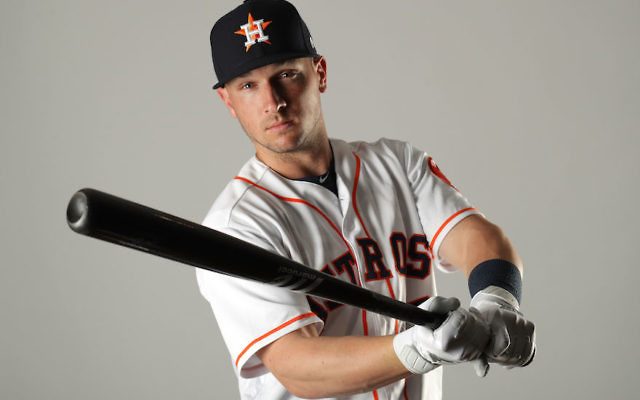 Alex Bregman's manager expects the young slugger to get even better. (Streeter Lecka/Getty Images)