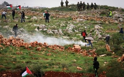 Clashes at the border with Hamas have tested the IDF's tactics. Getty Images