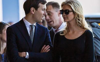 Were Jared Kushner and Ivanka Trump channeling Orthodox views on abortion in their meeting with Cecile Richards? Wikimedia Commons