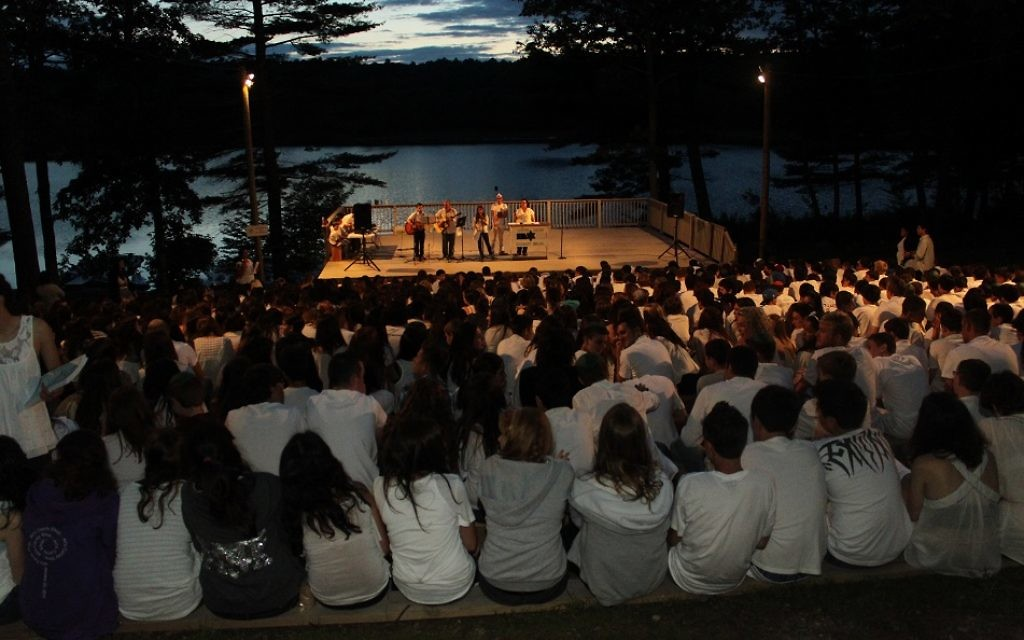A camp scene at one of the NJY Camps. Via njycamps.org