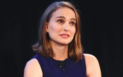Natalie Portman: Had hoped to quietly back out of award ceremony in Jerusalem. Getty Images