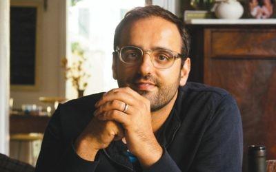"""It's the autobiography of my culinary sensibility,"" says Alon Shaya. Rush Jagoe"