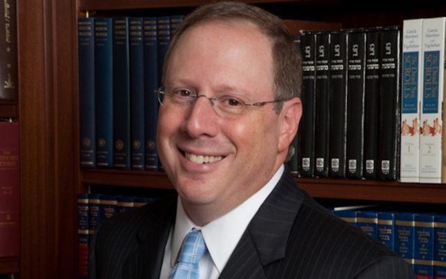 Rabbi Aaron Panken. JTA