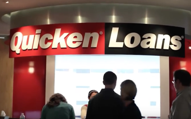 Quicken Loans claims to be America's largest mortgage lender. (Screenshot from YouTube)