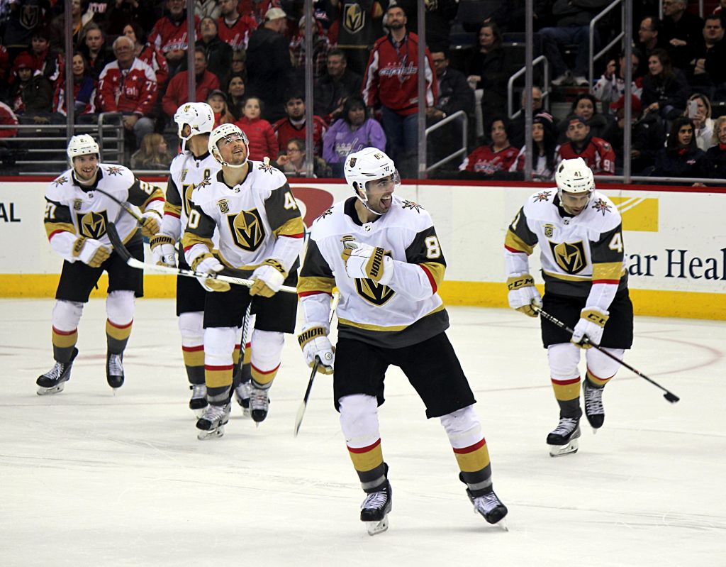 06031e960 The Vegas Golden Knights are playing for the NHL championship in their  first season. Wikimedia