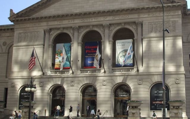 The Art Institute of Chicago. Wikimedia Commons