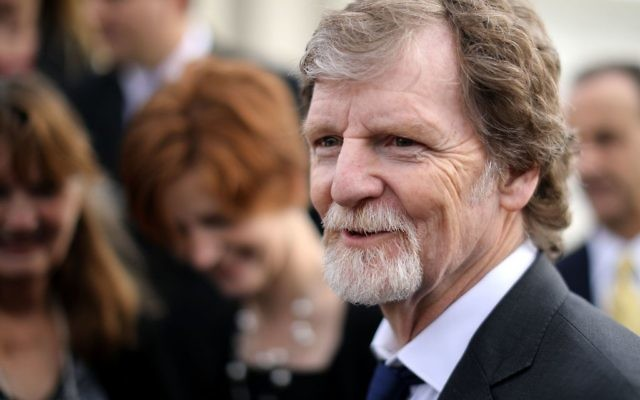 Masterpiece cake shop owner Jack Phillips. The Supreme Court ruled narrowly in his favor this week. Getty Images