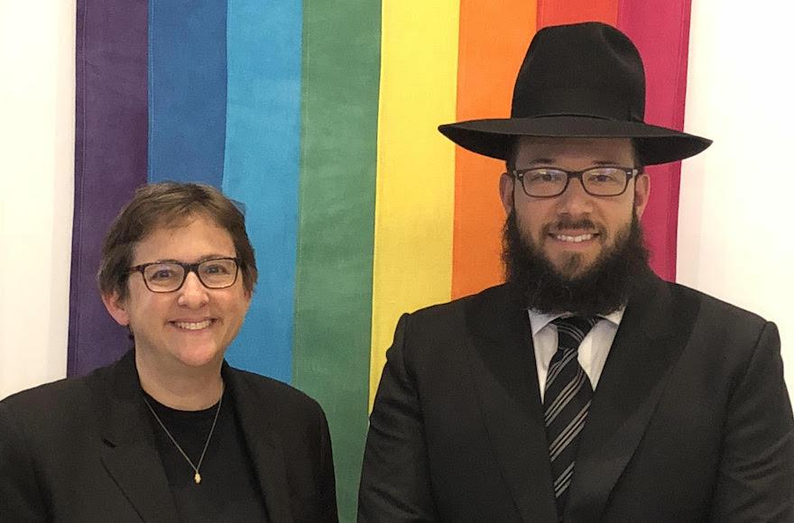 This Orthodox Rabbi Just Took A Job At An LGBT Synagogue | Jewish Week