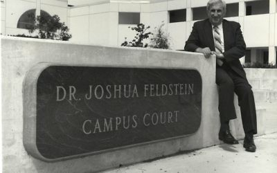 Dr. Joshua Feldstein. Courtesy of Delaware Valley University