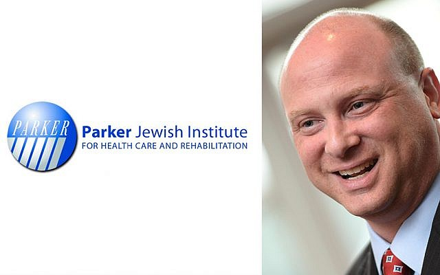 Michael N. Rosenblut, President and CEO at Parker Jewish Institute.