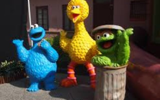 There's much to learn from Sesame Street. Wikimedia Commons