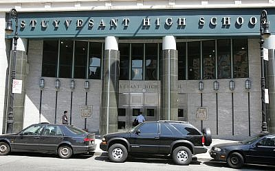 Specialized high schools like Stuyvesant are at center of new battle over affirmative action that has angered the city's Asian community. Getty Images