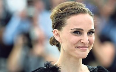 Natalie Portman: Winner of 2018 $1 million Genesis Prize is co-funder of Women's Empowerment Challenge. GETTY IMAGES