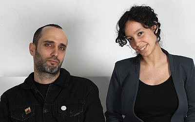 Zac Hacmon and Gal Cohen. Courtesy