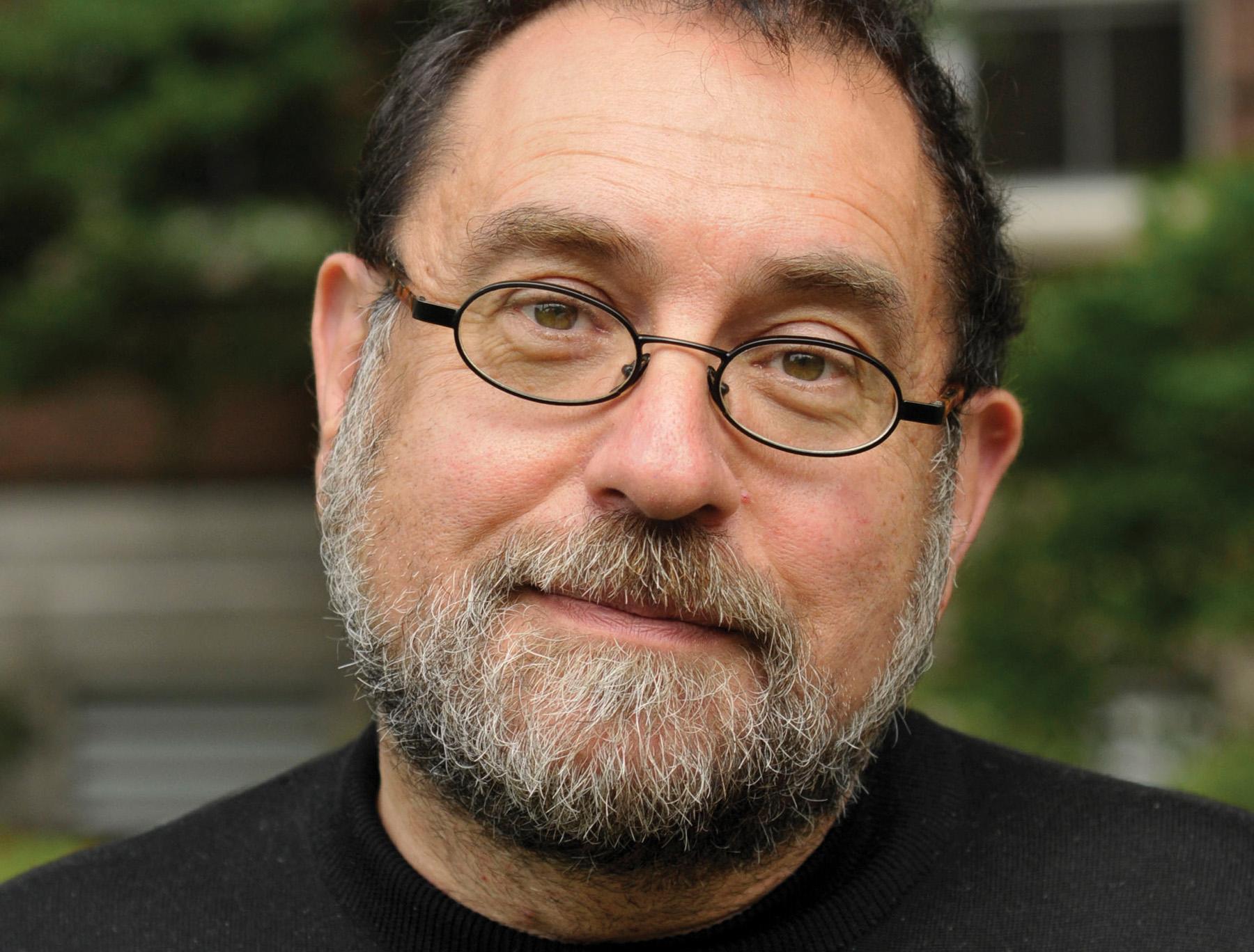 "Steven Zipperstein, author of ""Pogrom: Kishinev and the Tilt of History."" Courtesy of Tony Rinaldo"