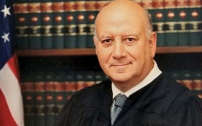 Judge Jerome Hornblass served on the New York State Supreme Court for 17 years.