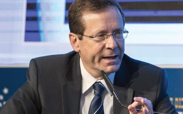Can a coalition builder like Isaac Herzog, above, who is opposed by Benjamin Netanyahu, succeed at the helm of the Jewish Agency? Getty Images