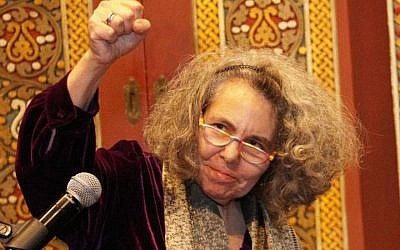 Melanie Kaye/Kantrowitz was the founding director of Jews for Racial and Economic Justice. (Leslie Cagan via Facebook)