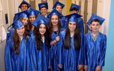Shefa Graduation. Courtesy of Glenn Rosenkrantz