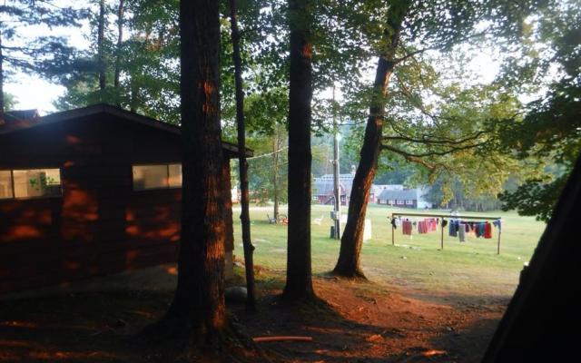 URJ Eisner Camp. Photos courtesy of Halle Sisenwine.