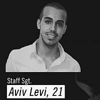 Staff Sgt. Aviv Levy. Via IDF/Twitter
