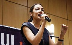 Rep. Alexandria Ocasio-Cortez.(Getty Images)