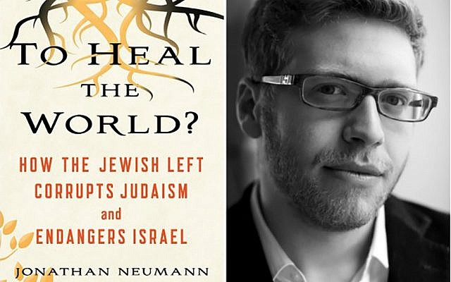 In a new book, Jonathan Neumann launched a polemic against liberal Jews.