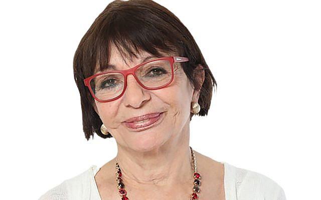 Rivka Michaeli: Still going strong at 80. Nitzan
