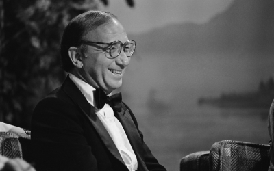 Playwright Neil Simon on The Tonight Show Starring Johnny Carson, June 26, 1980. (JTA)
