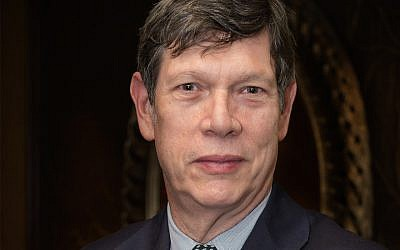 Steven M. Cohen served as research professor of Jewish social policy at Hebrew Union College-Jewish Institute of Religion and director of the Berman Jewish Policy Archive at Stanford University. (JTA)