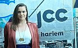 """JCC Harlem's Meg Sullivan says the institution is trying to """"create a diverse landscape of Jewish life rather than have a specific agenda."""" Joshua Melits/JW"""