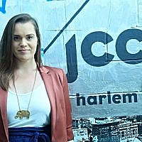 "JCC Harlem's Meg Sullivan says the institution is trying to ""create a diverse landscape of Jewish life rather than have a specific agenda."" Joshua Melits/JW"