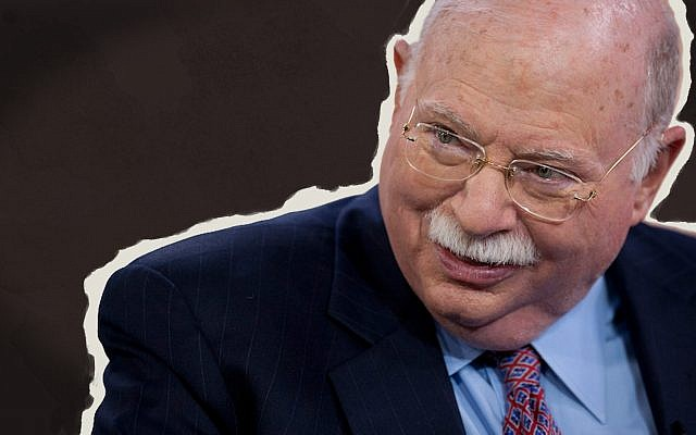 Hillel is investigating allegations against Michael Steinhardt after women came forward claiming unwelcome sexual remarks. Image: Michael Steinhardt - JTA/JW Design