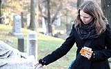 """Allison C. Meier to bring her""""Death in Colonial New York Walking Tour"""" to the Reimagine conference. Courtesy of Reimagine"""