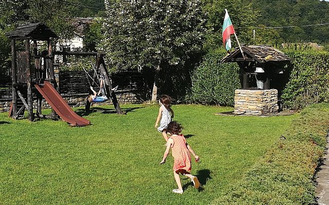 The author's family vacation at a quaint resort set in the Balkan Mountain Range was just the ticket. Hilary Danailova/JW