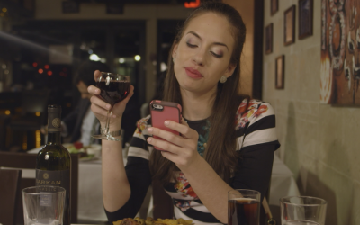"""Leah Gottfried, creator of the witty web series about Orthodox dating, """"Soon By You."""""""