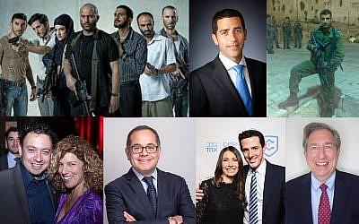 """Cast of """"Fauda"""""""