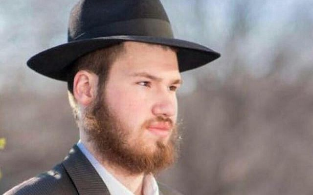 Eliyahu Moscowitz. JTA