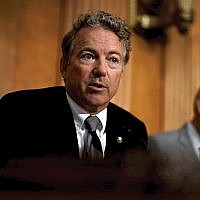 Kentucky. Sen. Rand Paul.