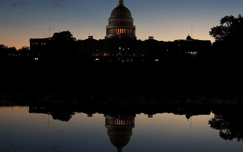 Illustrative image of the U.S. Capitol. Getty Images