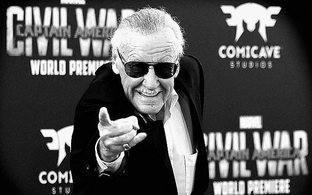 Stan Lee attends the premiere of Marvel's 'Captain America: Civil War' at Dolby Theatre on April 12, 2016 in Los Angeles, California. Getty Images