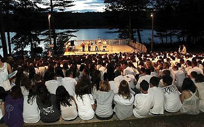 Illustrative photo of one of the summer camps in the NJY Camps network. Via NJYcamps.org