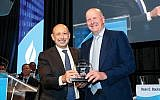 Lloyd C. Blankfein and David M. Solomon Photos courtesy of UJA-Federation of New York