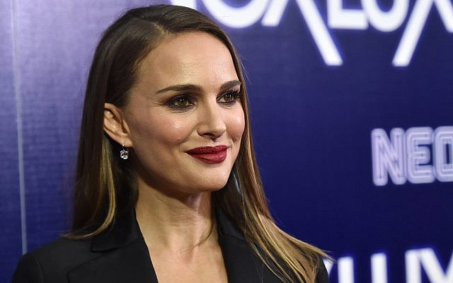 "Natalie Portman attends the premiere of ""Vox Lux"" at ArcLight in Hollywood, Dec. 5, 2018. (Alberto E. Rodriguez/Getty Images via JTA)"