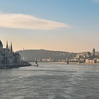View on the Danube (Courtesy)